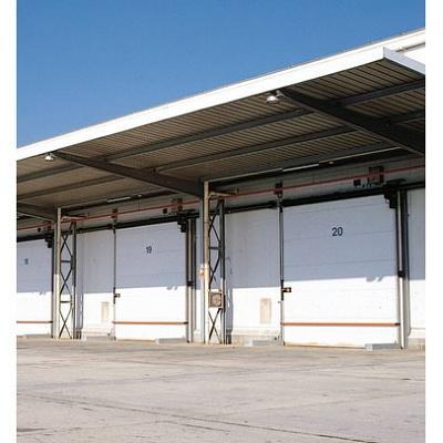 Fotografia de Portes corredisses de grans dimensions