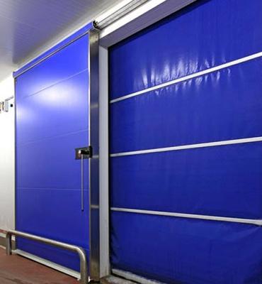Fotografia de Porta ràpida plegable per a congelació