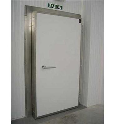 Foto de Puerta frigorífica cortafuegos
