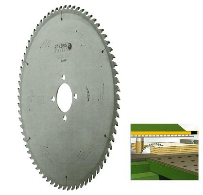 Foto de Sierra circular PCD para máquina seccionadora y escuadradora