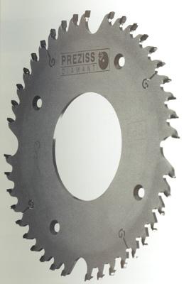 Foto de Sierra circular PCD para triturador