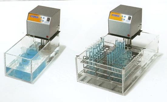 Foto de Baño transparente con termostato