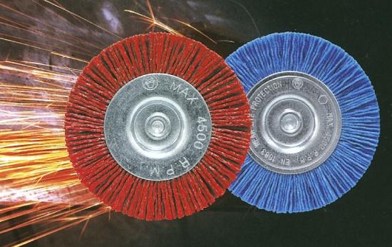 Foto de Cepillos de nilón abrasivo