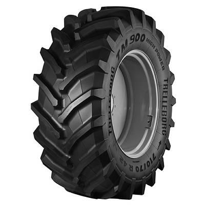 Foto de Neumático para tractores de gran potencia