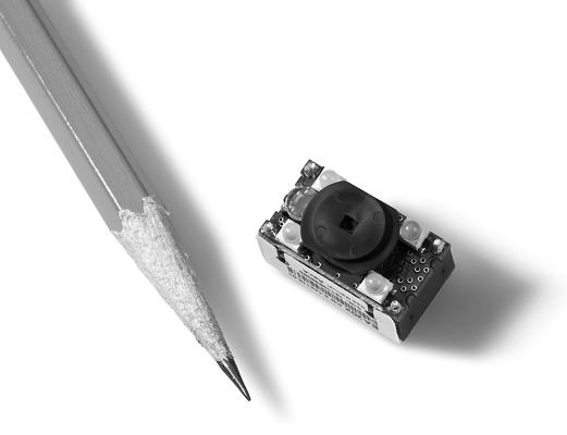 Foto de Motor de lectura de código de barras