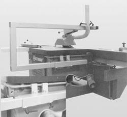 Foto de Protección para máquinas escuadradoras