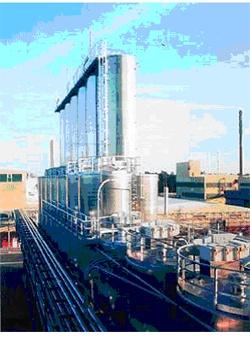Foto de Instalaciones para el manejo de sólidos a granel