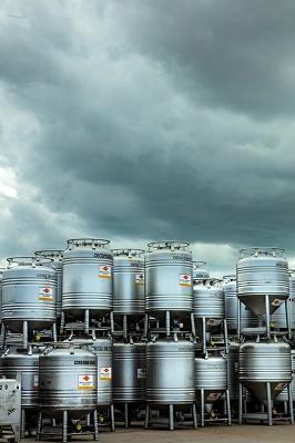 Foto de Transporte aséptico de líquidos alimentarios