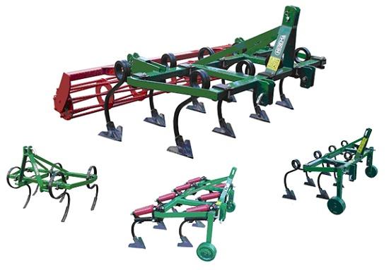 Foto de Cultivadores de brazo flexible