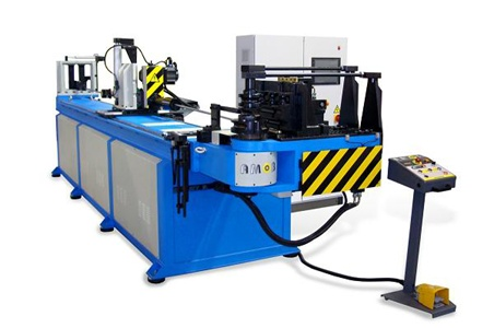 Foto de Curvadora de tubos automática a CNC multiradio