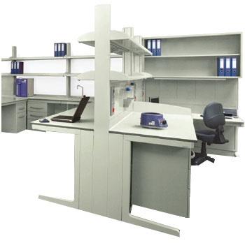 Mobiliario t cnico para laboratorio laboratorios for Generando diseno muebles