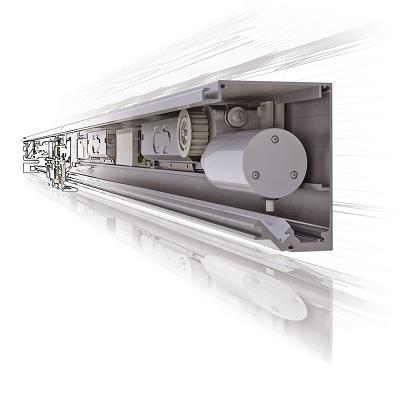 Foto de Automatismos para instaladores de puertas de vidrio