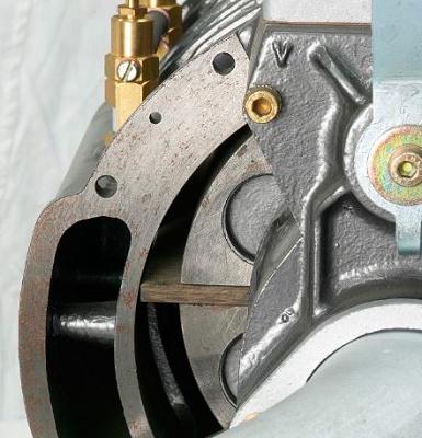 Foto de Rotor hueco nodular