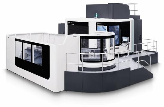 Foto de Centro de mecanizado universal