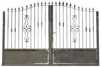 Foto de Puerta doble