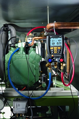 Foto de Analizador de refrigeración
