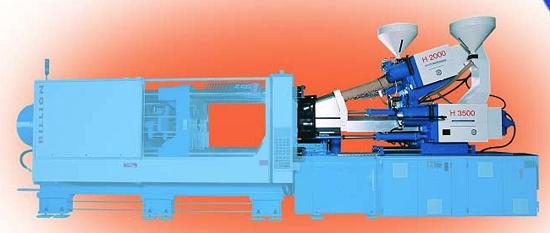 Foto de Máquinas de multi-inyección