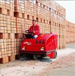 Foto de Alquiler de barredoras industriales