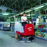 Foto de Alquiler de fregadoras industriales
