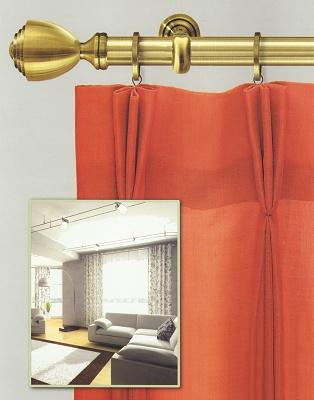 Foto de Barras de cortina de zirconio