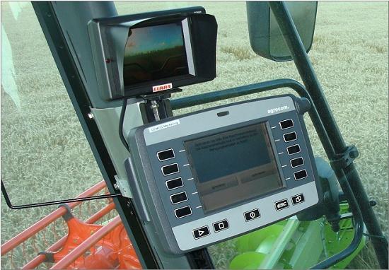 Foto de Servicio electrónico para cosechadora