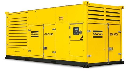 Foto de Generador de 800 kVA