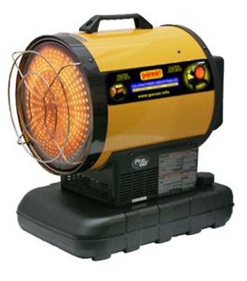 Foto de Calefactor portátil por infrarrojos