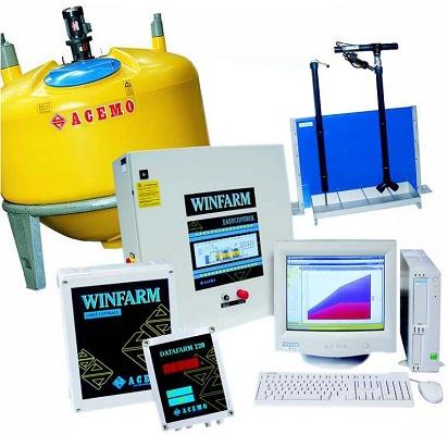 Foto de Sistema de alimentación líquida para ganado