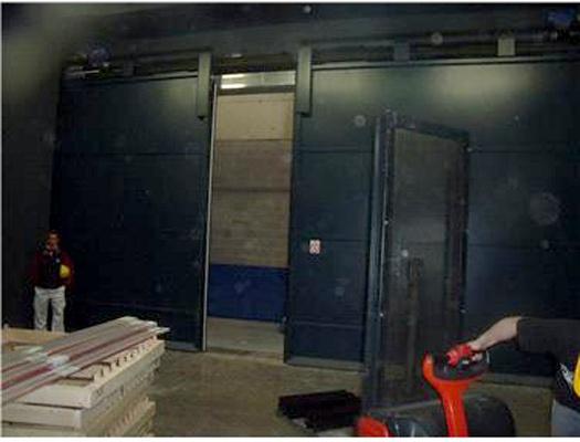 Fotografia de Portes corredisses acústiques