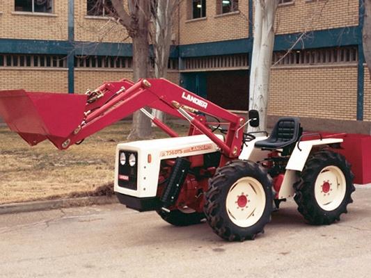 Foto de Tractores articulados