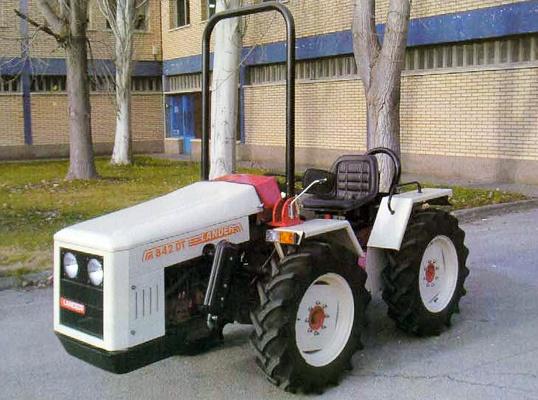 Foto de Tractores rígidos