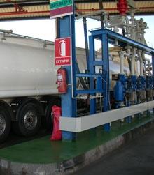 Foto de Amacenamiento y distribución de biocarburantes