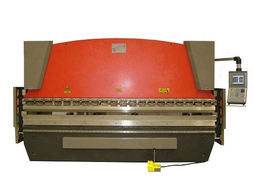 Foto de Plegadora hidráulica sincroelectrónica