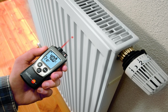 Foto de Medidor de temperatura
