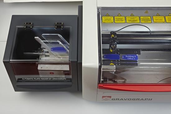 Foto de Alimentador automático de placas