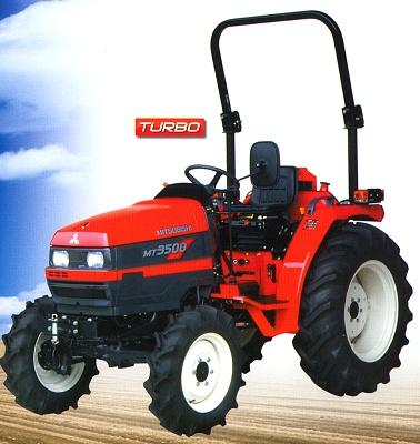 Foto de Tractores compactos agrícolas