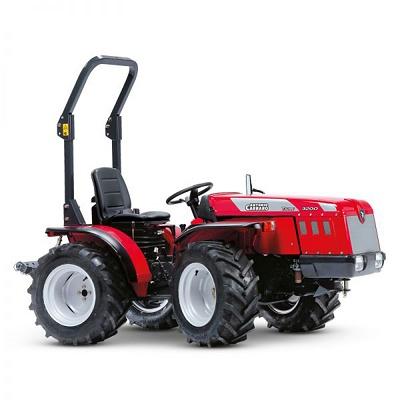 Foto de Tractor isodiamétrico compacto