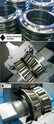 Foto de Discos de corte para tuneladoras