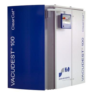 Foto de Evaporador por termocompresión