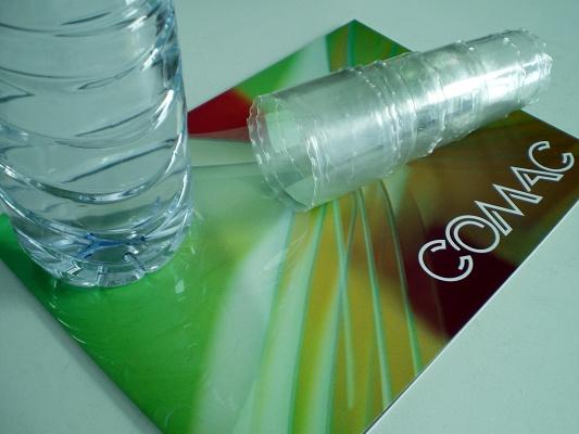 Foto de Líneas para hojas y lastras de R-PET