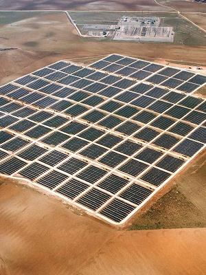 Foto de Parque solar modular