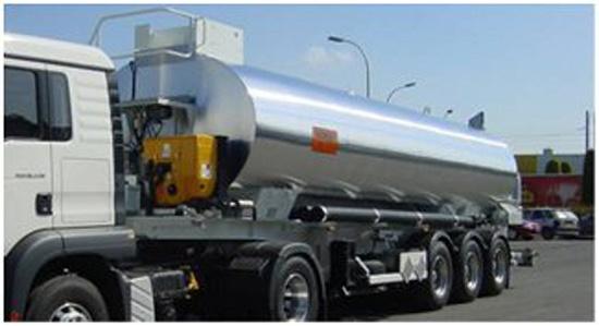 Foto de Cisterna de transporte