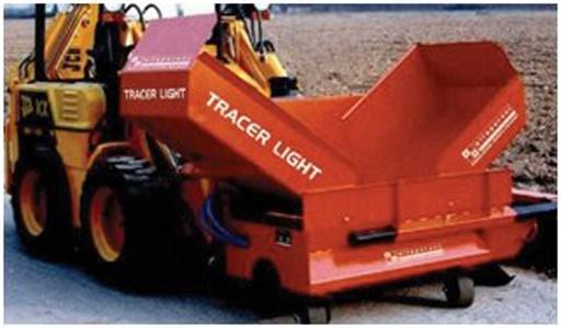 Foto de Implemento extendedor de asfalto