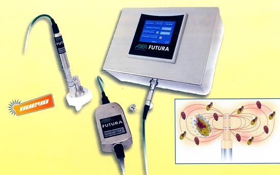 Foto de Medidor de biomasa en cultivos celulares