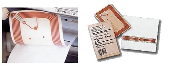Foto de Sistemas de lectura - grabación de tags