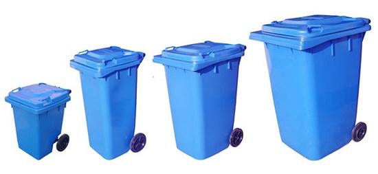 Foto de Contenedores para residuos de 4 ruedas