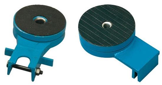 Foto de Platos giratorios para patines de carga