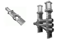 Foto de Válvulas On/Off y de regulación para sólidos