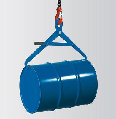 Foto de Pinzas para la manipulación horizontal de barriles