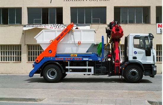 Foto de Servicio de seguimiento integral del proceso de un amplio abanico de residuos